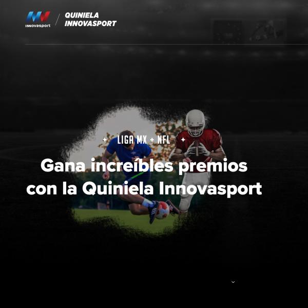 Thumbnail for Quiniela Innova Sport