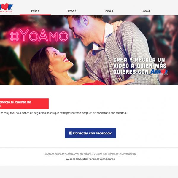 Thumbnail for Yo Amo [AmorFM]